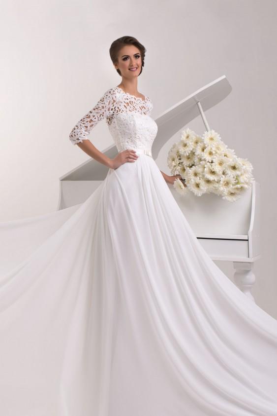ТМ Хадасса Весільна сукня 2016  колекція DREAM by Hadassa. ТМ Хадасса 7068a70b3babd
