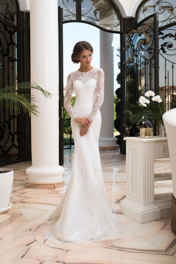 Весільна сукня 2017  колекція ROYAL DANCE ТМ Hadassa  1e5c3d0d37d57