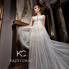 Весільні сукні Katy Corso Couture. GOLDEN FLAME COLLECTION