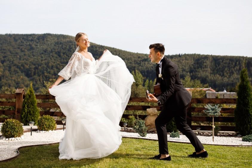 Як одружувався ведучий Юрій Гнатишин
