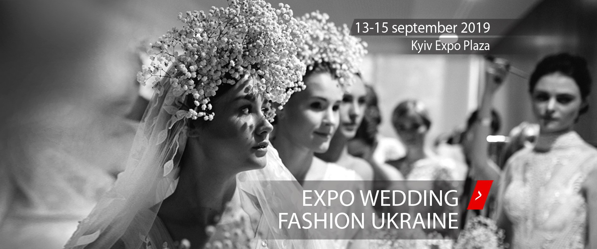 EXPO Wedding Fashion Ukraine 2019, 13-15 вересня, Київ