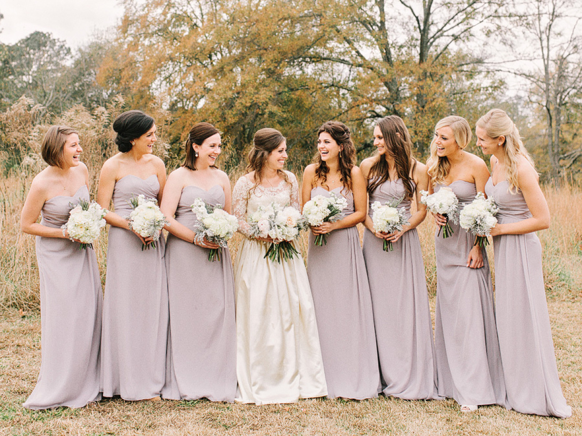 Are Long Bridesmaid Dresses a Better Option Than Short Ones?