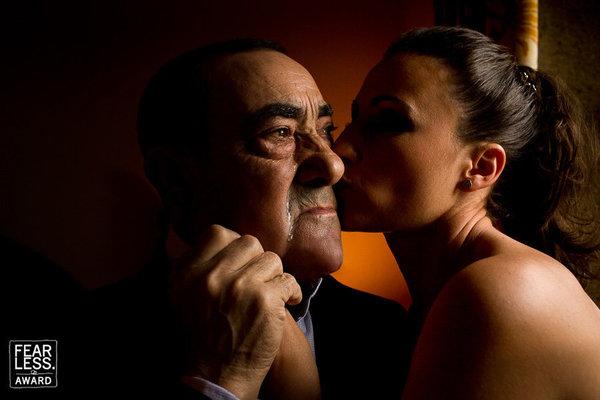 Photographer CARLOS NEGRIN