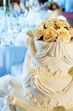 Поспішайте купити весільний торт